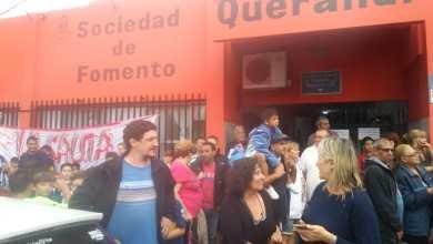 Photo of Vecinos repudiaron el cierre del Club Querandí