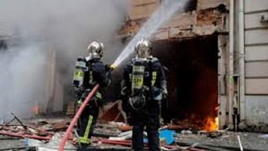 Photo of París: explotó una panadería, 3 muertos y 50 heridos