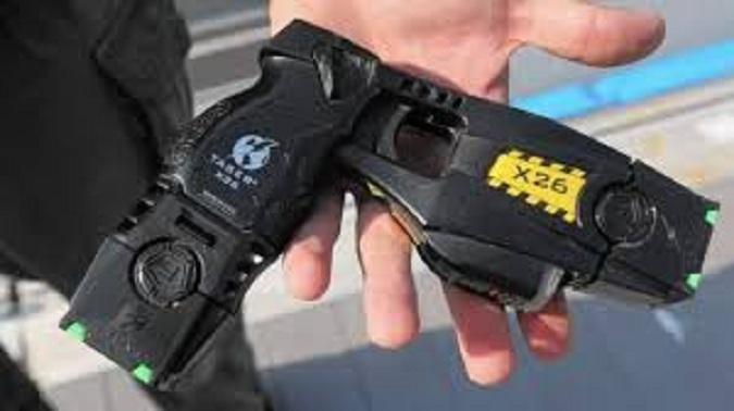 Las pistolas Taser