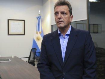 """Massa, a los votantes K: """"Una derrota de Cristina en balotaje es la llave a 4 años más de Macri"""""""