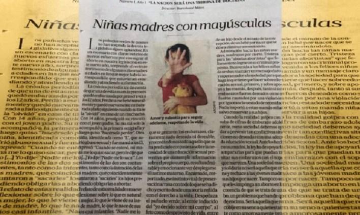 Abuso infantil: el Sindicato de prensa bonaerense repudió editorial de La Nación