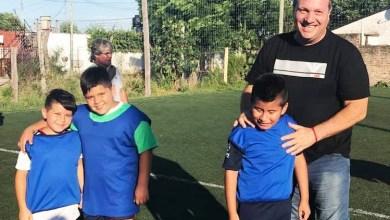 """Photo of Jorge Lampa: """"Me siento cómodo estando con los vecinos"""""""