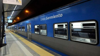 Photo of Desinfección en los talleres del tren Sarmiento