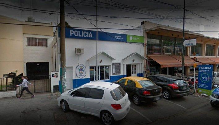 Villa Tesei: once policías detenidos por la muerte de un preso