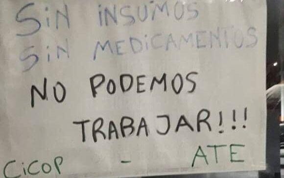 Denuncian falta de personal médico de pediatría en la UPA N°6 de Los Hornos