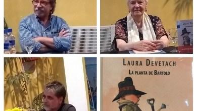 Photo of Virrey del Pino: Laura Devetach y 'La Planta de Bartolo'