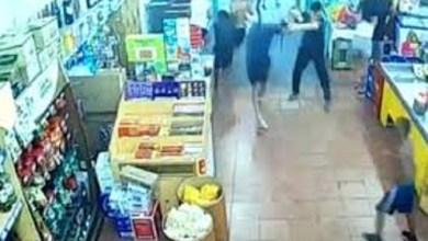 Photo of Violento robo a un supermercado chino