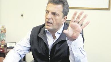"""Photo of Massa y el Gobierno """"Castiga a empresas"""""""