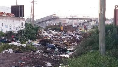 Photo of Vecinos de González Catan preocupados por un basural en Ruta 3