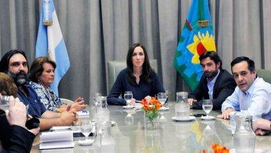 Photo of La gobernadora María Eugenia Vidal dará una conferencia de prensa