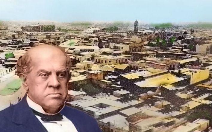 ¿Sarmiento un vecino de La Plata?