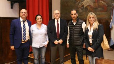 Photo of El Dr. Sergio Pampin brindó una charla sobre Parkinson en el HCD