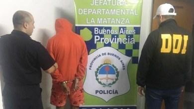 Photo of Por el brutal crimen:detienen a uno de los asesinos del zapatero de Laferrere