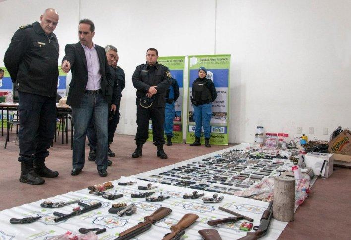 Morón: incautaron más de 3500 kilos de droga