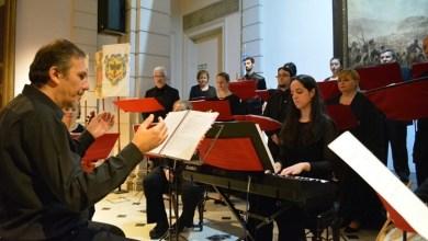 Photo of Este fin de semana habrá un espectáculo del Grupo Vocal e Instrumental de Cámara