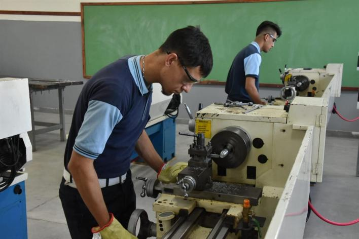 Alumnos salteños podrán estudiar en la escuela técnica más grande de la provincia