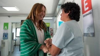 Photo of Vidal recorrió cinco centros de salud en San Miguel