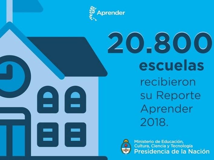 Más de 20 mil escuelas