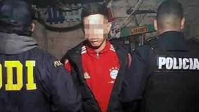 Photo of Crimen de policía: detuvieron a un adolescente de 15 años