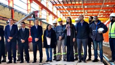 Photo of El nuevo taller ferroviario de Tolosa