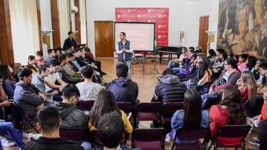 Photo of Con la presencia de Tagliaferro, cinco nuevas escuelas participaron del ciclo «Orientá tu futuro»