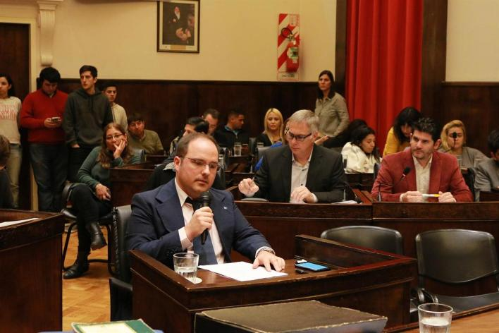 Propuesta para mejorar una zona de la localidad de Castelar