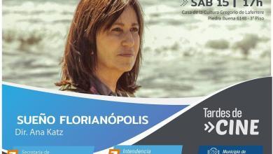 """Photo of Tardes de Cine presenta """"Sueño Florianópolis"""""""