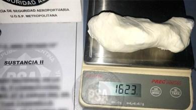 Photo of Narcotráfico: un grupo de traficantes de drogas fueron aprehendidos en Provincia
