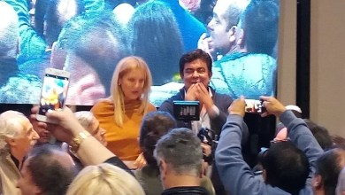Photo of Último momento: Fernando Espinoza anunció su candidatura a intendente