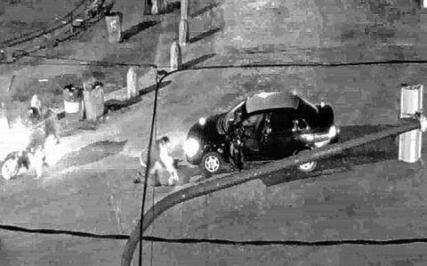 El taxista ferozmente golpeado en 126 y 50 tiene muerte cerebral
