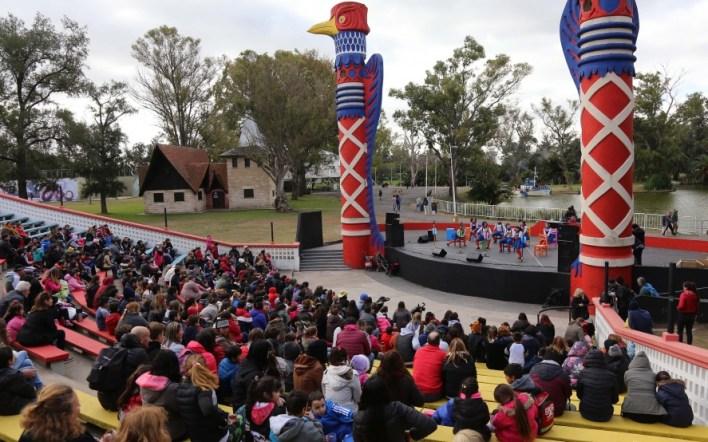 mirá los espectáculos que habrá en La Plata para los más chicos