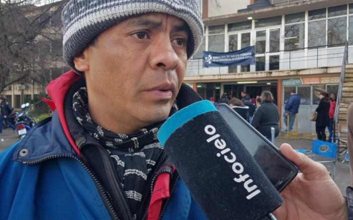 La Plata: el joven embestido y arrastrado cien metros tiene múltiples fracturas y los pulmones afectados