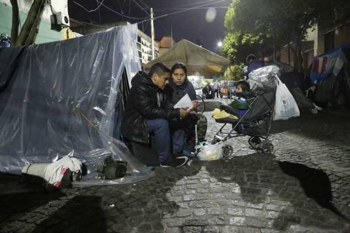 En la noche más fría, River abre su estadio para las personas en situación de calle