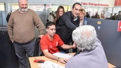 Photo of Tagliaferro inauguró el nuevo edificio de Licencias de Conducir de Morón