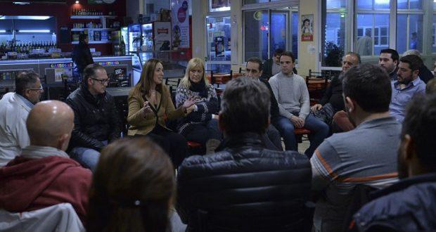Círculo de la Raza: Vidal se reunió con 40 empresarios de Morón