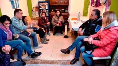 Photo of Finocchiaro en barrio 12 de Octubre de Lomas del Mirador: «Con el dinero que el municipio tiene en un plazo fijo se podrían urbanizar varios barrios»
