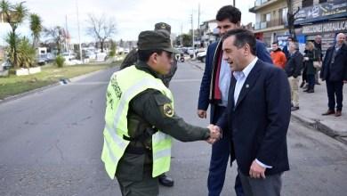 Photo of Tablada: más seguridad para los vecinos