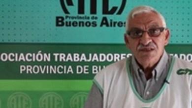 """Photo of Miguel Federico: """"La situación de los trabajadores estatales en todo el país es lamentable"""""""