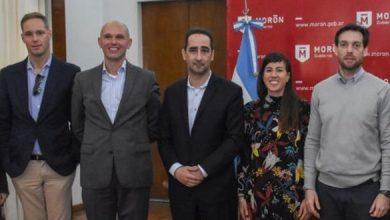 Photo of Cuidado ambiental: Tagliaferro recibió al Embajador de Holanda por el proyecto para sanear el Arroyo Morón
