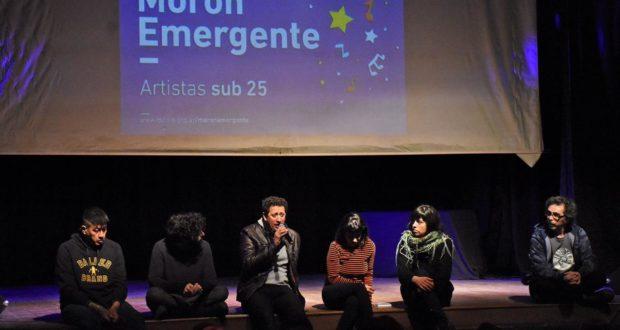 Teatro Municipal: Comenzó el festival «Morón Emergente»