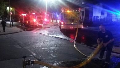 Photo of Hoy Morón: Incendio en depósito de Gendarmería
