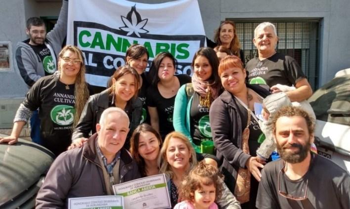 Hurlingham la producción pública de cannabis medicinal