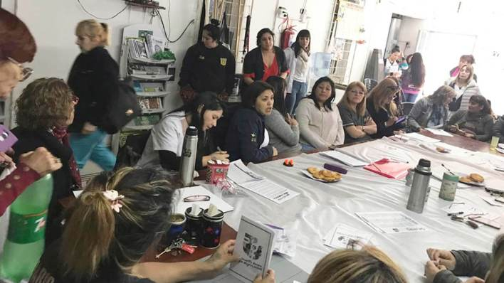 Encuentro de Mujeres: ATE Morón se organiza