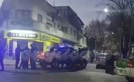 Se recupera el policía de La Plata baleado en Ciudadela