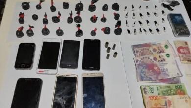 Photo of Desbarataron una banda narco y fueron detenidas 15 personas