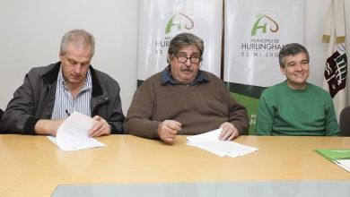 Photo of Hurlingham | Convenio entre el Municipio, SMATA y la UNAHUR para construir un centro de capacitación laboral