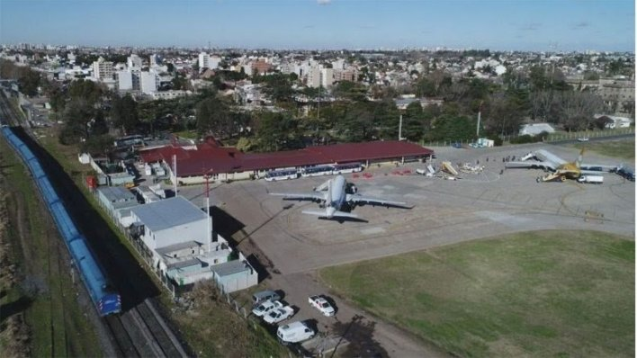 Por el cierre temporal de El Palomar, cuatro vuelos neuquinos irán a Ezeiza