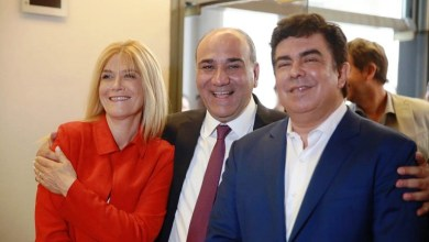 """Photo of Fernando Espinoza: """"Con todos los sectores, en Tucumán empieza esta nueva etapa de la Argentina"""""""