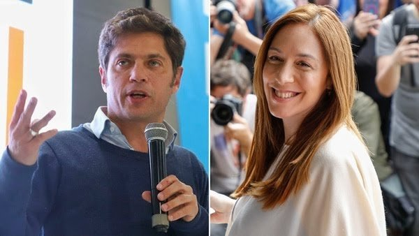 Axel Kicillof y María Eugenia Vidal se reunirán hoy en La Plata para comenzar la transición en la provincia de Buenos Aires