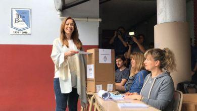 Photo of Votó Vidal y garantizó la transparencia en los comicios